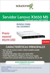 X3650 - 100 Usuarios