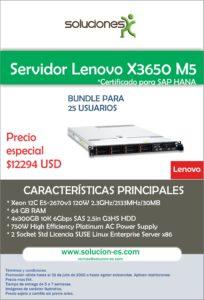 X3650 - 25 Usuarios