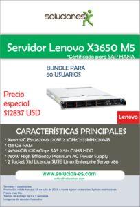 X3650 - 50 Usuarios